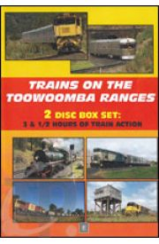 Trains on the Toowoomba Ranges 2013