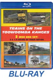 Trains on the Toowoomba Ranges 2013 BLU-RAY