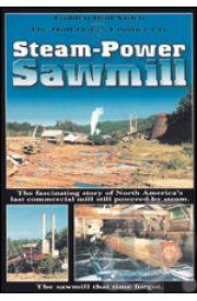 Steam-Power Sawmill