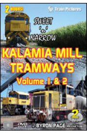 Sweet n Narrow - Kalamia Mill Tramways - Volume 1 & 2 (Sugar)
