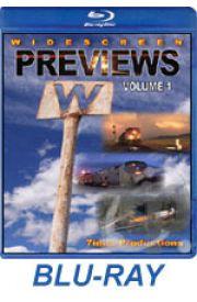 Previews Volume 1 BLU-RAY