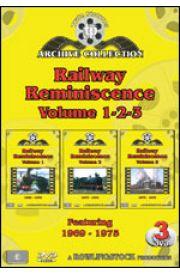 Railway Reminiscence - Box Set