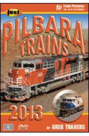 Just Pilbara Trains 2013