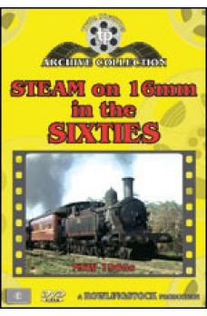 STEAM on 16mm in the SIXTIES