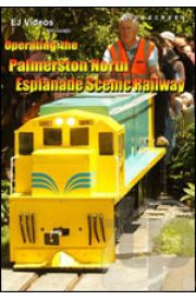 Palmerston North Esplanade Scenic Railway