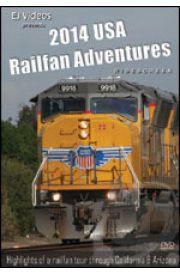 2014 USA Railfan Adventures