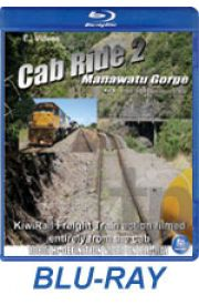 Cab Ride 2 - Manawatu Gorge BLU-RAY