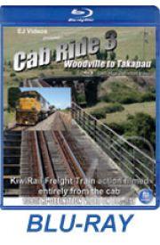 Cab Ride 3 - Woodville to Takapau BLU-RAY