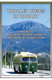 Trolley Buses in Hobart