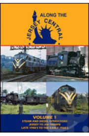 Along the Jersey Central - Volume 1