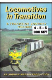 Locomotives In Transition - Box Set