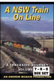 A NSW Train On Line - Box Set