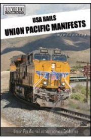 USA Rails - Union Pacific Manifests