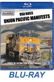 USA Rails - Union Pacific Manifests BLU-RAY