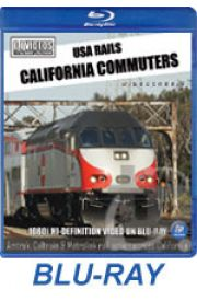 USA Rails - California Commuters BLU-RAY