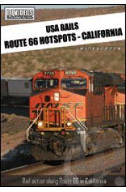 USA Rails - Route 66 Hotspots - California