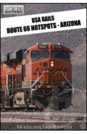USA Rails - Route 66 Hotspots - Arizona