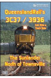 QueenslandRail's 3C37 / 3936