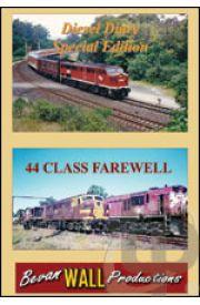 Diesel Diary - 44 Class Farewell