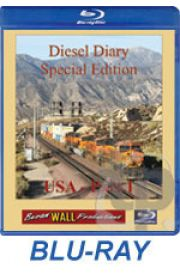 Diesel Diary - USA Part 1 BLU-RAY