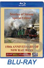 150th Anniversary of NSW Railways BLU-RAY