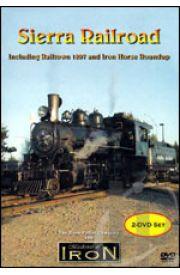 Sierra Railroad & Sierra Iron Horse Roundup