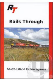 Rails Through South Island Rail Extravaganza - Box Set