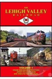 The Lehigh Valley Railroad - Volume 1