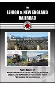 Lehigh and New England Railroad - Volume 2