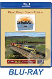 Diesel Diary - Simply Streamliners BLU-RAY