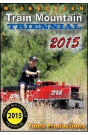 Train Mountain 2015 Triennial