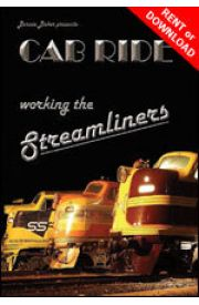 Cab Ride - Working the Streamliners