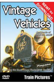 Vintage Vehicles - Volume 1