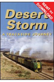 Desert Storm - A Trackside Journey 01