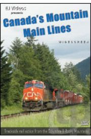 Canada's Mountain Main Lines