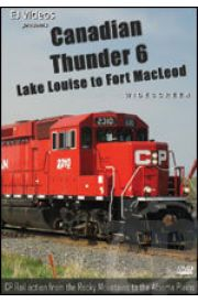 Canadian Thunder 6 - Lake Louise to Fort MacLeod