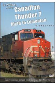 Canadian Thunder 7 - Alyth to Edmonton