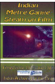 Indian Metre Gauge Steam on Film