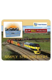 Mouse Pad - Simply Streamliners 2016