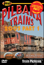 Just Pilbara Trains 2005